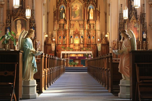 St Joseph Catholic Church: Welcome to Our Parish!